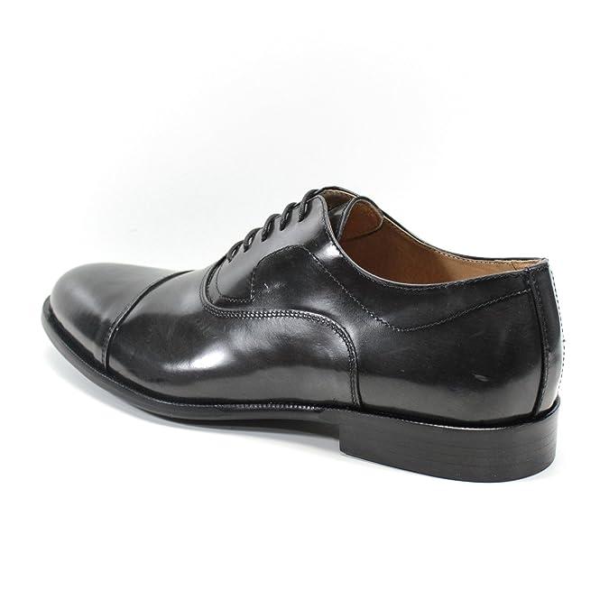 Zapatos para Hombres clásicos Mocasines Hechos a Mano en Italia Oxford Exton: Amazon.es: Zapatos y complementos