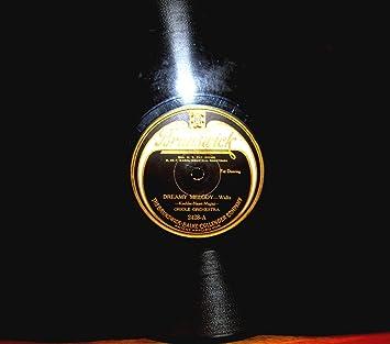 Amazon.com: 78 RPM Oriole Carl Fenton Orchestra, Dreamy ...