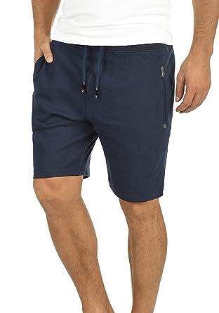 Cindeyar Herren Shorts Bermuda Kurze Hose Freizeithose Sport Shorts  Baumwolle Cargo Shorts Chino Shorts mit Kordel a06b447521