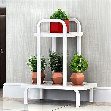 Jia Jia Home Interieur Exterieur Etageres Fleur Racks Fer Metal