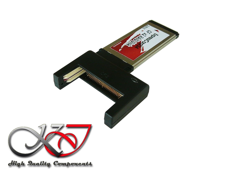 Kalea Informatique - Tarjeta controlador ExpressCard 34 - 2 ...