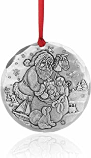 product image for Wendell August Santa's Puppies Ornament