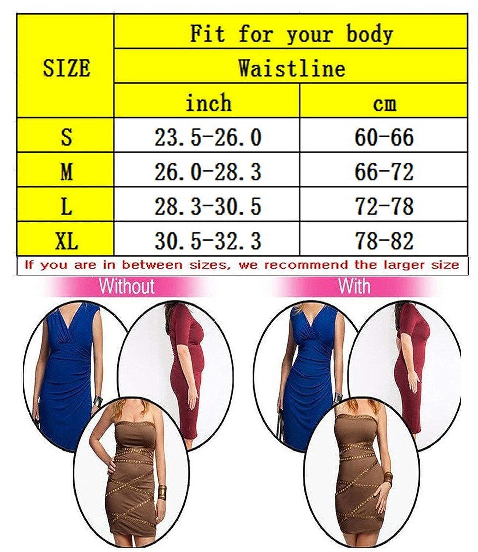 NINGMI Womens Shapewear Thong Brief Seamless Hi-Waist Tummy Control Panty