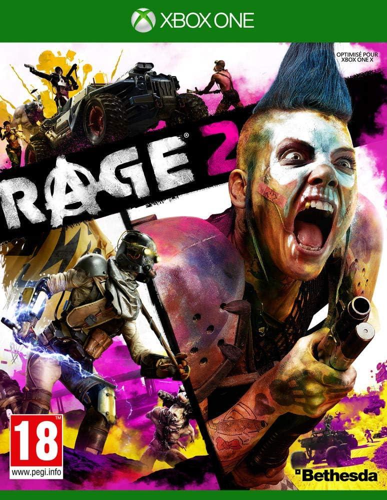 RAGE 2 - Xbox One [Importación francesa]: Amazon.es: Electrónica