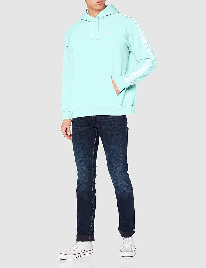 Kappa Gabrios Sweat-Shirt /à Capuche pour Homme