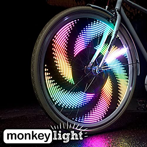 Monkey Light M232 Bike Wheel Lights