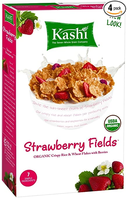 The Kashi Strawberry Fields travel product recommended by Sue Procko on Pretty Progressive.