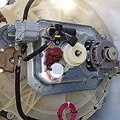 Amazon Com Whirlpool W10006355 Actuator Home Improvement