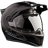 Klim Krios Karbon Adventure Helmet ECE/DOT MD Stealth Matte Black