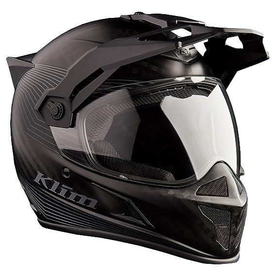 Amazon.com: Klim Krios Karbon Adventure Helmet ECE/DOT MD Valiance Dune: Automotive