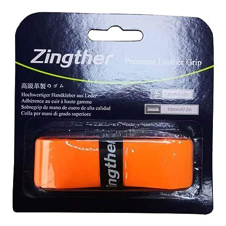 Zingther Tacky - Empuñaduras de repuesto para raqueta de tenis ...