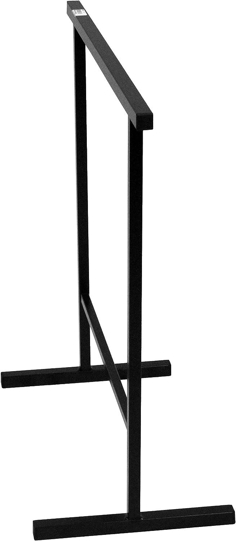 Rodet 0007306 Tr/éteau H Charge 200 kg Noir