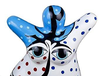 """Hommage an Niki de Saint Phalle Skulptur Figur Dicke Frau /""""NANA/"""" Molly XXLarge"""
