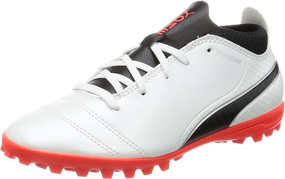 new styles e9b81 9307e Puma One 17.4 TT Jr, Scarpe da Calcio Unisex – Bambini