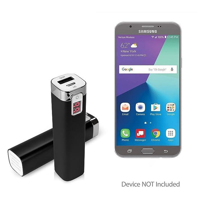 Samsung Galaxy J7 2017 de batería, BoxWave [Rejuva paquete ...
