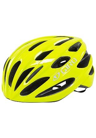 Giro Trinity - Cascos Bicicleta Carretera - Unisize Amarillo 2016