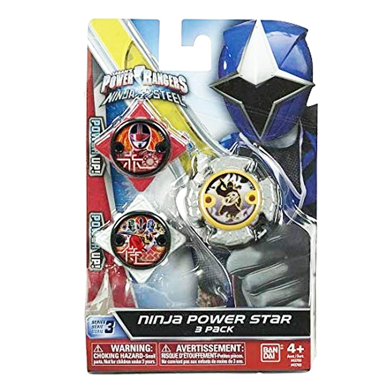 Power Rangers Pack de Estrellas 43768: Amazon.es: Juguetes y ...