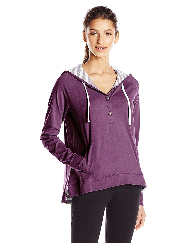 Columbia Sportswear Womens Reel Beauty Henley Hoodie