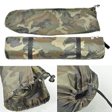dDanke - Colchón hinchable automático para camuflaje al aire ...