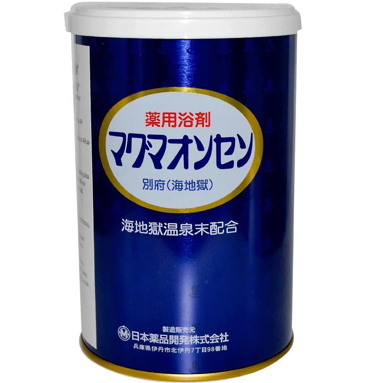 薬用浴剤マグマオンセン別府(海地獄)500gx4個 B006IZ2FBI