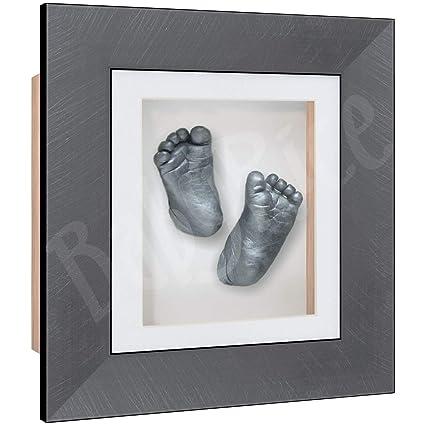 Anika-Baby - Set para extraer moldes de pies y manos de bebé ...