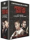 Prison Break - L'intégrale des 4 saisons + l'épilogue The Final Break [Édition Limitée]