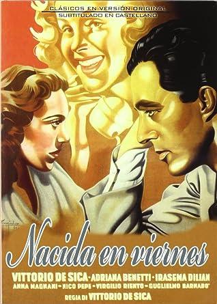 Nacida En Viernes [DVD]