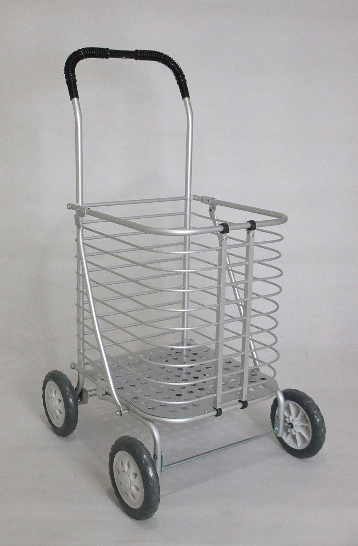 ショッピングカート アルミワゴン lh-200 B00PVKEEUQ