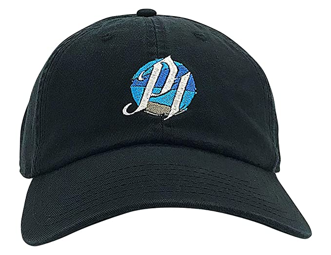 3ba87e5d Amazon.com: Ripple Junction WWE AJ Styles P1 Logo Dad Hat One Size ...