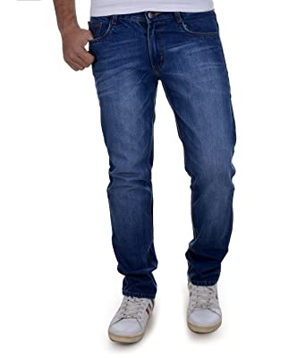 a2341e63 Ben Martin Men's Relaxed Fit Jeans (BMW-JJ3-DARK-p4-28_Dark. Roll over  image to zoom in