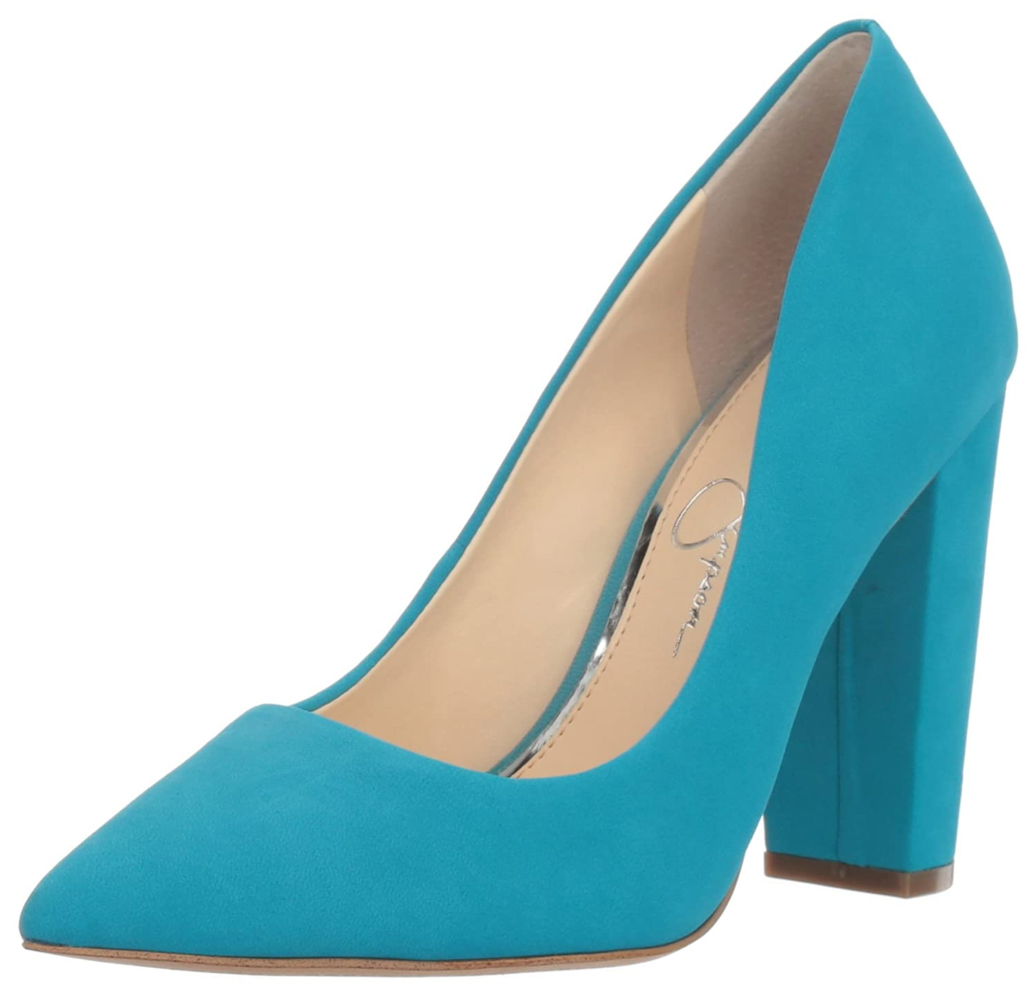 Jessica Simpson Women's Tanysha Dress Pump B01NA6K4R7 7.5 B(M) US|Oceanside