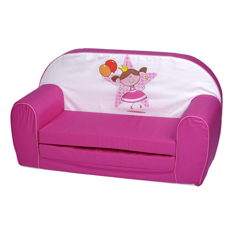 Knorrtoys 68420 Canapé pour enfant Motif: princesse, ballons Knorrtoys.com Knorr68420