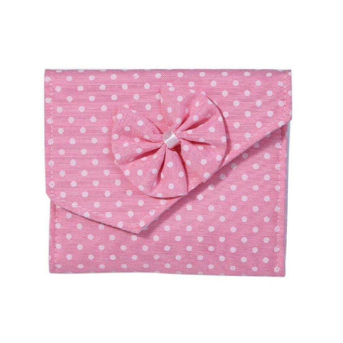 Mädchen Dame Sanitary Servietten Pads Frauen Beutel Kleine Mini Aufbewahrungsbox Tasche Kleine Artikel Gather Pouch Fall Tasche Farbe zufällig Luwu-Store TRTA11A