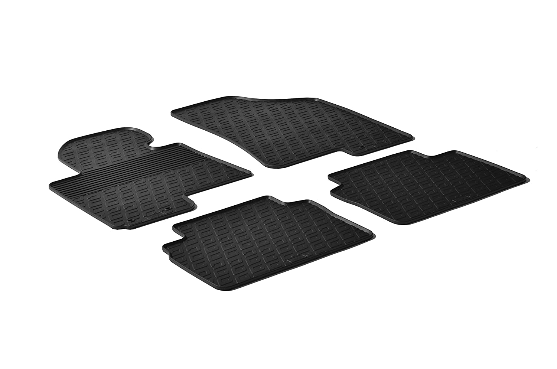 Rubber floor mats 2013 kia sportage - Amazon Com Gledring Gl 0597 All Weather Rubber Floor Mats 2017 Kia Sportage 4 Piece Set Black Automotive