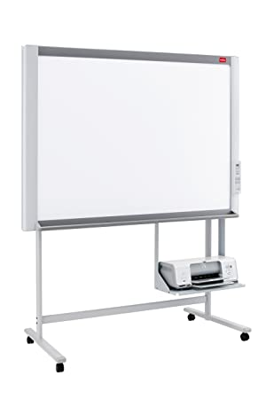 photograph regarding Printable Whiteboard called Nobo Color Reproduction Board with Interactive USB Memory, 1300 x