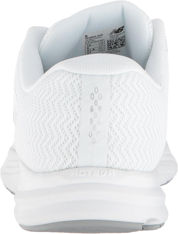 New Balance Damen 490 Laufschuhe Weiß