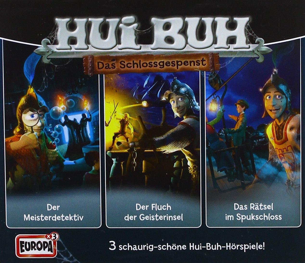 Hui Buh Neue Welt 3er-Box - Spukbox 6