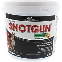 Shotgun Pindone Rabbit Bait Oatbait Freezone 2.5kg Anticoagulant Oat Poison