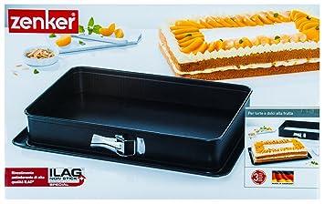 Kuchen für rechteckige springform