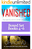 The New Rulebook Christian Suspense Series- Books 4-6 Boxed Set (The New Rulebook Series Boxed Set 2)