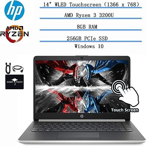 """HP 14"""" Touchscreen Laptop Computer"""