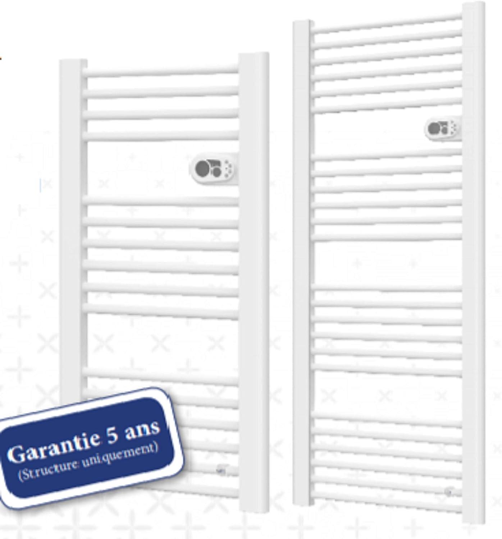 Gamme Doll 750 W Radiateur S/èche-serviette Sec 6 modes de fonctionnement DREXON 278599