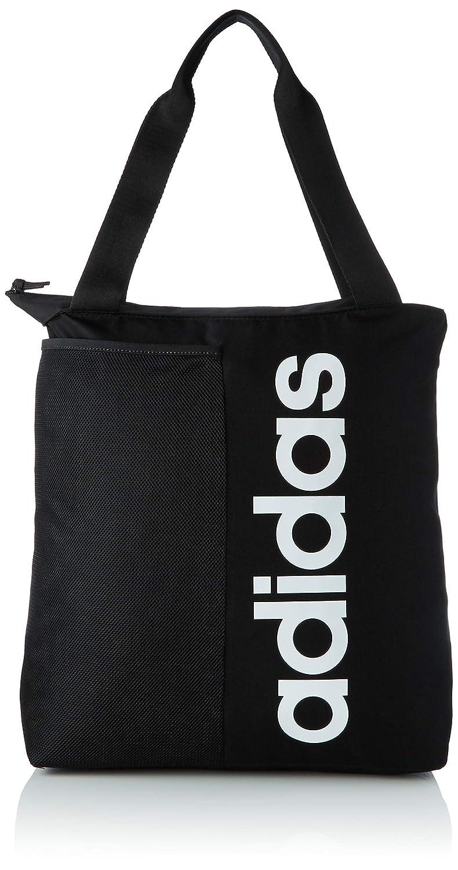 adidas DM6160 Bolsa de Tela y de Playa Mujer, (Negro/Blanco), 15x24x45 cm (W x H x L): Amazon.es: Deportes y aire libre
