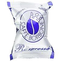 Caffè Borbone Respresso Miscela Blu - Confezione da 100 Pezzi - Compatibile Nespresso