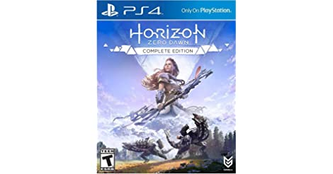 Horizon Zero Dawn Complete Edition for PS4 [Digital Code] only $3.69