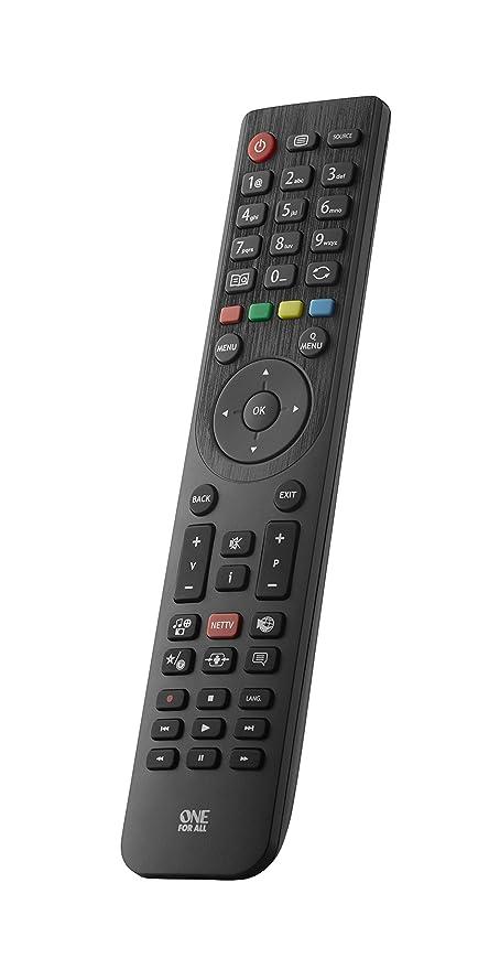 telecomando telefunken universale  Telecomando sostitutivo per TV TELEFUNKEN di One For All:  ...