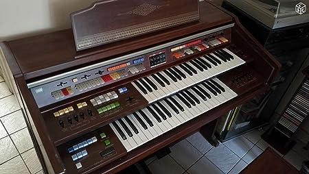 Órgano Technics U60: Amazon.es: Instrumentos musicales