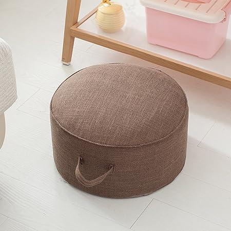 Luxury comfy chair cushion round seat cushion seat riser cushion ...