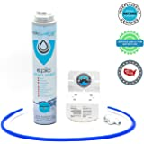 Epic Smart Shield | Direct Connect Under Sink Water Filter System | Removes 99.99% Contaminants: Lead, MTBE, TTHM & More | Triple Certified Against NSF/ANSI Standards 42 53 & 401 | Made in USA