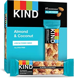 product image for KIND Bars, Almond & Coconut, Gluten Free, 1.4 Ounce, 12 Count